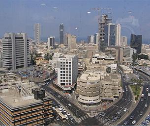 Tel Aviv - Aviv Towers