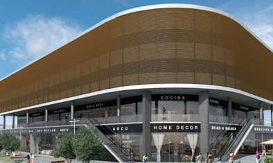 Rishon LeZion - Seven Stars Shopping Center