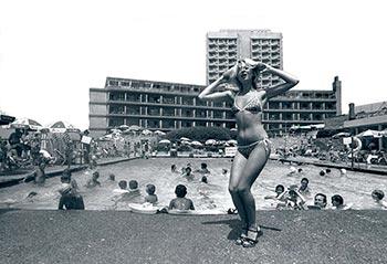 The renovated Hasharon Hotel (1977)