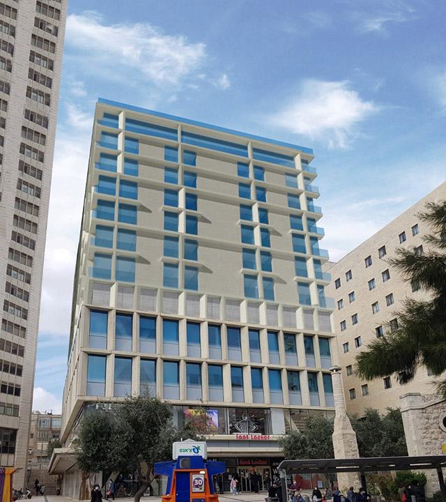Kolbo Building – Jerusalem