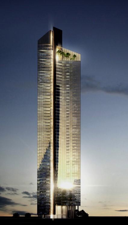 Tel Aviv - Nimrodi Building (Ma´ariv House)