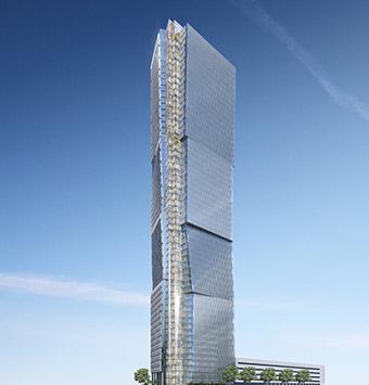 Jackob Nimrodi Tower | Tel Aviv