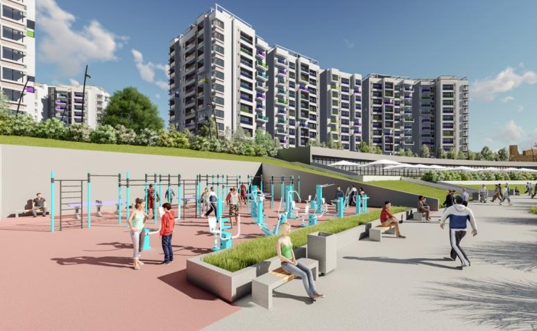 Estic Park - Bucharest