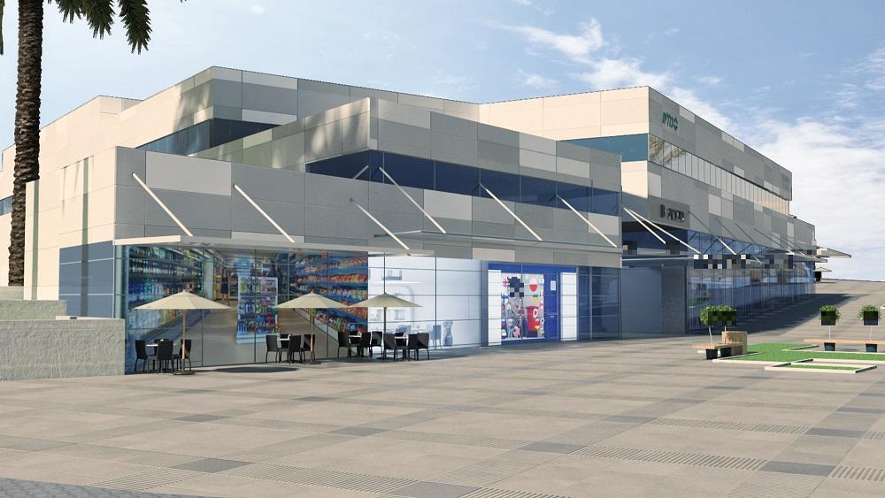 מרכז מסחרי אילת