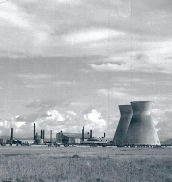 אזור התעשייה המתפתח במפרץ חיפה (1948)