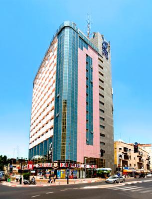 רמת גן-אופטימה טאואר