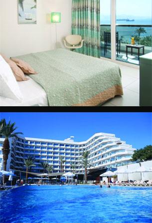 מלון רימונים אילת חדר ובריכה